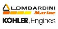 Logo Lombardini Kohler engine