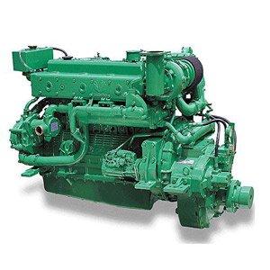 L126TIM - 400 cv à 2100 t/min